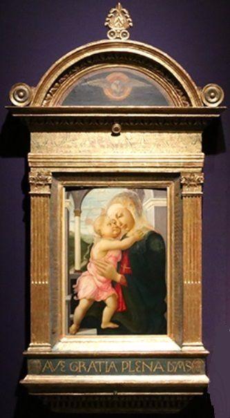 '15ボッティチェリ 開廊の聖母.jpg